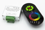 Led RGB Strip RF Controller (черный, 18A, 12/24V)